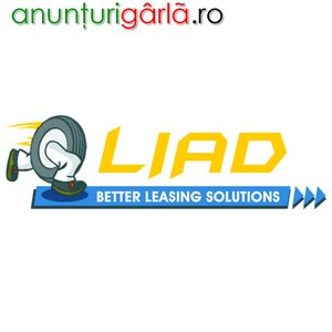 Imagine anunţ oferta speciala leasing auto