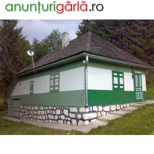 Imagine anunţ Casa la munte