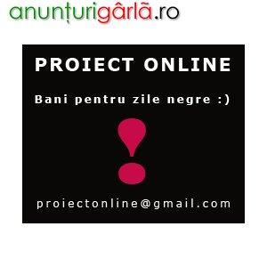 Imagine anunţ Caut partener pt. dezvoltarea unui site de video anunturi