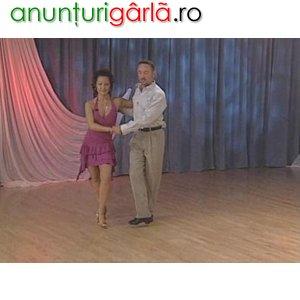Imagine anunţ DVD cursuri video Dans latino