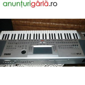 Imagine anunţ KORG PA 80