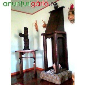 Imagine anunţ Vanzare mic mobilier, artizanat