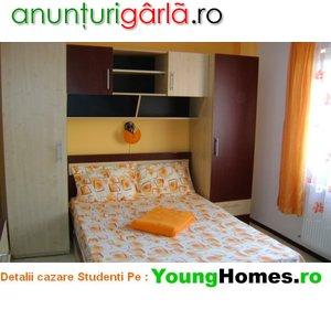 Imagine anunţ Camere Duble si Garsoniere inchirieri Constanta