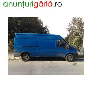 Imagine anunţ FORD TRANSIT DUBA 2, 4 TDDI 125CP 4500 euro