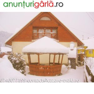 Imagine anunţ Revelion 2010 Praid - Harghita - Transilvania