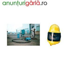 Imagine anunţ Sablare, vopsire, filtrare, aspiratie industriala