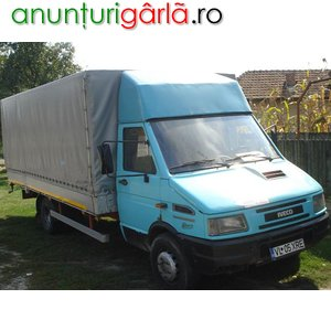 Imagine anunţ VAND IVECO TURBO DAILY 59-12 Turbo intercooler