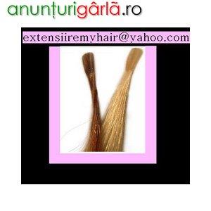 Imagine anunţ Vand Extensii Par Natural 100% 2.3 ron