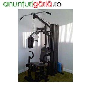 Imagine anunţ Vand Multifunctional fitness Power Gym 500