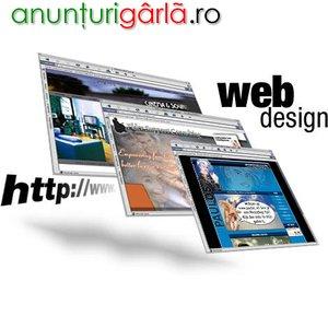 Imagine anunţ Web Design Studio