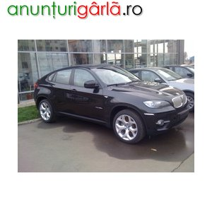 Imagine anunţ BMW X6 Xdrive 35d 286 CP