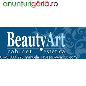 Imagine anunţ Beauty Art salon
