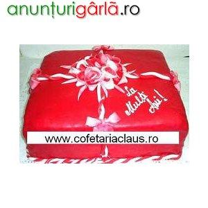Imagine anunţ Cofetarie Bucuresti, Torturi, cozonaci, prajituri, piscoturi, fursecuri, bomboane