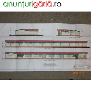 Imagine anunţ ORADEA Inchiriez hala pentru productie/depozitare ORADEA