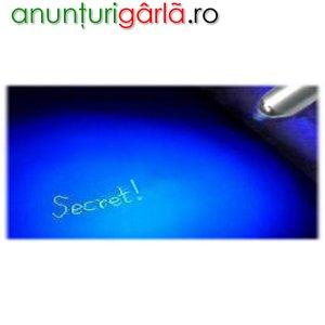 Imagine anunţ Pixuri UV cu pasta invizibila.Unic distribuitor.