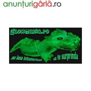 Imagine anunţ Produse glow in the dark luminiscente