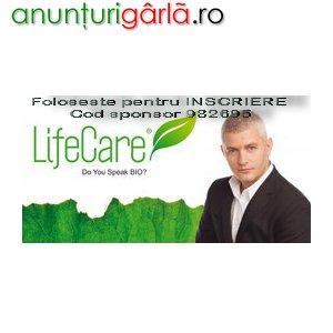 Imagine anunţ Produsele Bio LifeCare
