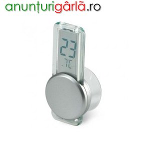 Imagine anunţ Termometru LCD cu ventuza