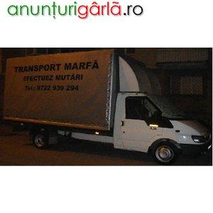 Imagine anunţ TRANSPORT MARFA