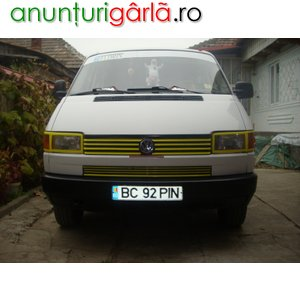 Imagine anunţ OCAZIE!!!!!VW TRANSPORTER T4