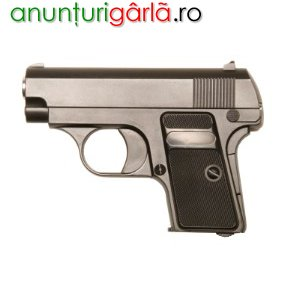 Imagine anunţ Vand pistol cu bile din plastic pentru airsoft, tras la ...