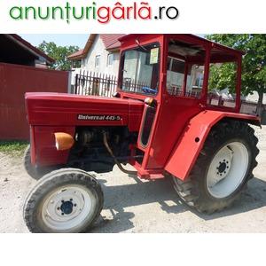 vand tractor 445 - Anunţ Agricultură din Gorj > Târgu Jiu