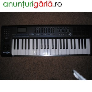 Imagine anunţ VAND M-Audio Axiom 49 USB MIDI Keyboard