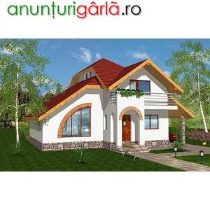 Modele case moderne constructii si amenajari din bucuresti for Imagini case moderne