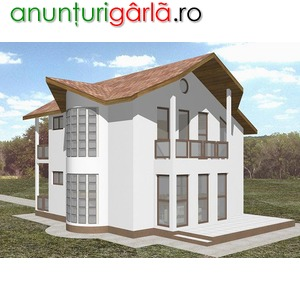 PROIECTE CASE MICI - Anunţ Construcţii şi amenajări din Bucureşti