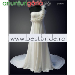 Imagine anunţ BestBride rochii de mireasa ieftine