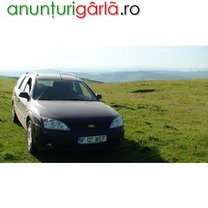 Imagine anunţ Vand Ford Mondeo combin din 2001