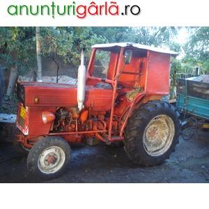 Imagine anunţ vand tractor vr 445