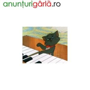 Imagine anunţ Cursuri de pian pentru copii si adulti. Scoala PianoForte.