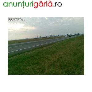 Imagine anunţ Teren la iesire din Alexandria spre Bucuresti pe E70. 500m de Ford
