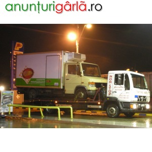 Imagine anunţ Tractari Auto Bacau - 0742.80.65.40