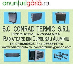 Imagine anunţ Reparatii radiatoare combina tractor utilaj agricol etc