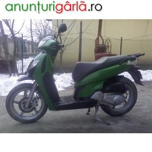 Imagine anunţ vand urgent honda SH 125 cc 450euro