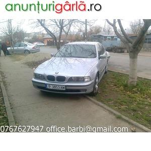 Imagine anunţ 1999 BMW 525 TDS - AUTOMATIC - IMPECABIL - 3950 EURO