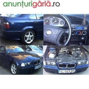 Imagine anunţ BMW 316, Pret:2090€ inmatriculat, motor 1600, an 1994