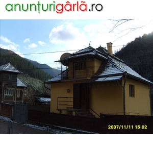 Imagine anunţ Casa de vanzare in Baia de Aries