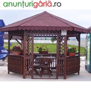 FOISOARE DE GRADINA - Anunţ Construcţii şi amenajări din Vrancea