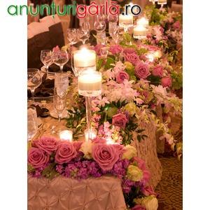 Aranjamente Florale Nunta Botez Evenimente Nunti Din Bucuresti