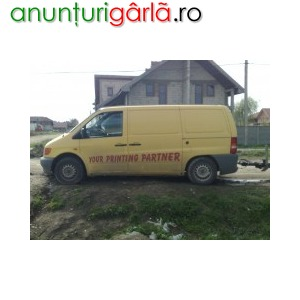 Imagine anunţ Vand mercedes vito 114