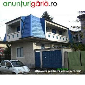 Imagine anunţ Vand, inchiriez Vila in Bucuresti, zona Titulescu