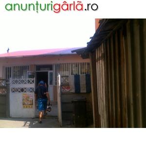 Imagine anunţ vand casa si spatiu comercial Cringasi-Giulesti