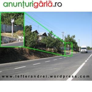 Imagine anunţ VAND TEREN INTRAVILAN 1200-FOCSANI-VRANCEA