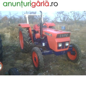 Imagine anunţ Tractor