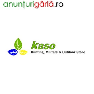 Imagine anunţ KASO - magazin online vanatoare, militar si outdoor