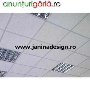 Imagine anunţ Tavan Casetat Casetate Manopera Pret / Bucuresti