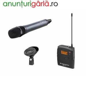 Imagine anunţ Microfoane wireless Sennheiser EW 135-P G3 -pt camera video